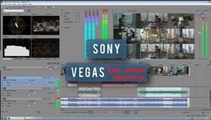 Aprenda Trabalhar Com Sony Vegas pois a cada dia se mostra uma profissão rentável